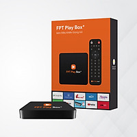FPT Play Box + 2019 Voice Remote – Điều khiển tìm kiếm bằng giọng nói Hàng chính hãng