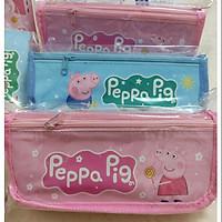 Túi đựng bút hình Peppa ( giao mầu ngẫu nhiên)