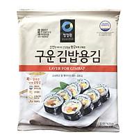 Lá Kim Cuốn Kimbap Daesang Hàn Quốc 40 Gram (20 Lá)