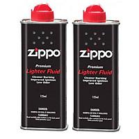 Bộ 2 Bình Xăng Zippo (125ml)