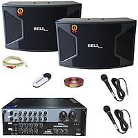 Dàn karaoke và nghe nhạc PA - 9000S BellPlus (hàng chính hãng)