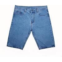Quần short jean nam đơn giản cao cấp