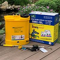 Bình bơm tưới nước động cơ điện BMC 18L 3.0 LA