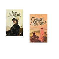 Combo 2 cuốn sách: Anna Karenina  tập 1 + Anne Tóc Đỏ Ở Đảo Hoàng Tử Edward