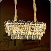 Đèn chùm pha lê cao cấp thiết kế sang trọng trang trí phòng khách, nhà hàng, khách sạn, quán cafe TPL-8278/C