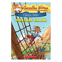 Geronimo Stilton Classic Tales 1: Treasure Island