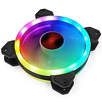 Quạt  tản nhiệt, Fan Case Led RGB Coolmoon K2 - Hàng Chính Hãng