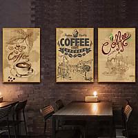 Tranh Treo Tường Hiện Đại Phòng Khách - Cafe 47-a-b-c