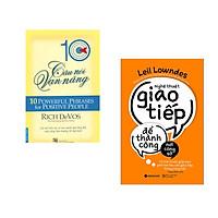 Combo 2 cuốn sách: 10 Câu Nói Vạn Năng + Nghệ Thuật Để Giao Tiếp Thành Công Nơi Công Sở