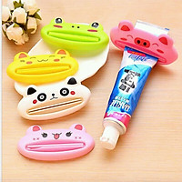 Combo 10 Nặn kem đánh răng hình thú ngộ nghĩnh