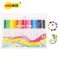 Bút lông màu Fiber Pen Colokit FP-C03
