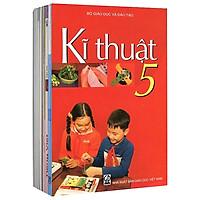 Sách Giáo Khoa Bộ Lớp 5 - Sách Bài Học (Bộ 9 Cuốn)
