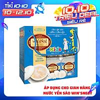 Nước Yến Sào win'sNest Kids (6 Lọ x 70 ml / Lốc)