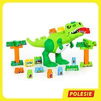 Bộ Đồ Chơi Khủng Long Bạo Chúa Dinosaurus 30 Chi Tiết, Đồ Chơi Giáo Dục Châu Âu, An Toàn, Siêu Bền Cho Bé - Polesie Toys 67807