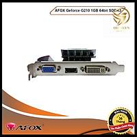 Card Màn Hình VGA AFOX G210 Card Độ Họa 1G Rời Cho Máy Tính PC hàng chính hãng