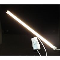Đèn siêu sáng 60 led tích hợp 3 màu sáng cắm cổng USB thích hợp dán tường, dán tủ ( TẶNG KÈM 03 NÚT KẸP CAO SU ĐA NĂNG NGẪU NHIÊN )