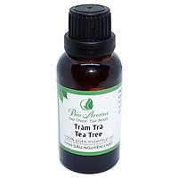 Tinh dầu tràm trà - tea tree 100ml   Bio Aroma