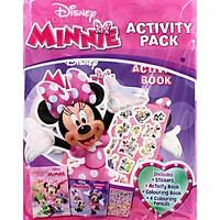 Disney Junior Minnie: Activity Pack - Disney Junior Minnie: Bộ sách trò chơi Ver 2