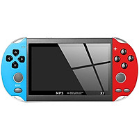 X7 Handheld Game Console for PSP Double Rocker Game Machine 4.3 Inch