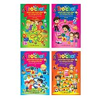 Combo Trò Chơi Phát Triển Toàn Diện Kỹ Năng Cho Trẻ (4 Tập)