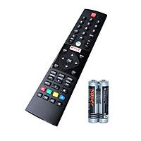 Remote Điều Khiển Tivi Thông Minh, Android TV Nhận Giọng Nói Dành Cho Panasonic - Hàng Nhập Khẩu
