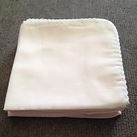 Khăn sữa trắng cotton 2 lớp mềm mại cho bé...