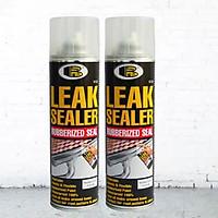 Combo 2 chai Sơn xịt chống dột chống thấm Leak Sealer B125 Bosny - 600ml - Nhập khẩu Thái Lan