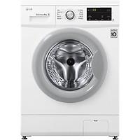 Máy Giặt Cửa Trước Inverter LG FM1208N6W (8kg) - Hàng Chính Hãng
