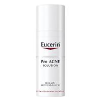 Kem Dưỡng Trắng, Chống Nắng Ban Ngày cho Da Mụn Eucerin Pro ACNE Solution Day Mat Whitening SPF 30 (50 ml)