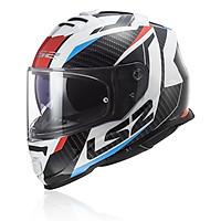 Mũ bảo hiểm Fullface LS2 FF800 Storm - Racer - S