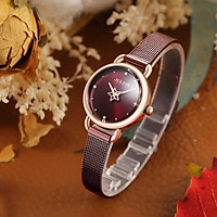 Đồng hồ nữ Julius Hàn Quốc JA-1192 dây thép