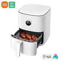 Lò Chiên Không Dầu Xiaomi Mijia Smart Air Fryer 3.5L 1500W Có Núm Điều Khiển Màn Hình Hiển Thị OLED Tùy Chỉnh