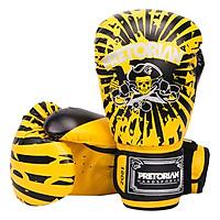 Găng Tay Boxing V2 Pretorian BG-PR-V2Y - Vàng