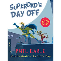 Sách tiếng Anh - Superdad'S Day Off