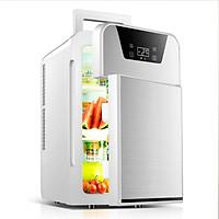 Tủ lạnh mini 2 NGĂN 20L hiển thị nhiệt độ