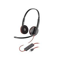 Tai nghe Plantronics C3220-USB-C- hàng chính hãng