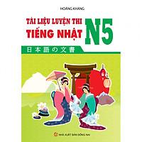Tài Liệu Luyện Thi Tiếng Nhật N5