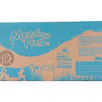 Thùng 12 hộp sữa MEADOW FRESH ít béo 1L