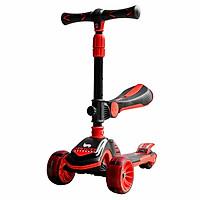 Xe Scooter Trẻ Em Centosy S6 Đỏ - Hàng Chính Hãng