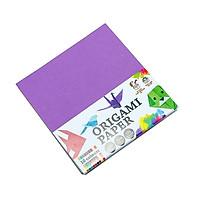 Giấy gấp hình nghệ thuật Origami 100 tờ Uncle Bills QB0284