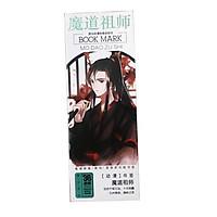 Bookmark Ma đạo tổ sư modaozushi hộp ảnh tập ảnh đánh dấu sách kẹp sách 36 tấm Ngụy Vô Tiện Lam Vong Cơ Ma Đạo Tổ Sư phim Trần Tình Lệnh tặng ảnh thiết kế vcone