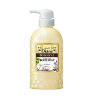 Sữa tắm nuôi dưỡng làn da Moist Diane Botanical Sicilian Fruits Body Soap 500ml (Dành cho da khô & nhạy cảm)_Hương trái cây