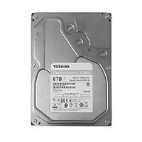 Ổ Cứng HDD Toshiba 6TB - SATA 6GB/s - HDWR160 - Made in Thailand Hàng chính hãng