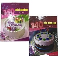 140 Mẫu Bánh Kem - Bộ 2 Tập