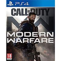 Đĩa Game Call of Duty: Modern Warfare 2019 cho Playstation 4 - Chính Hãng