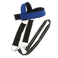 Head Neck Lifting Harness Weight Strength Strap Fitness Exercise Gym Belts