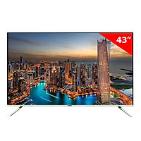 Smart TV ASANZO 43 inch 43AS520 - Hàng chính hãng (chỉ giao HCM)