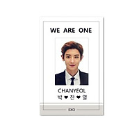 Card đeo thẻ EXO