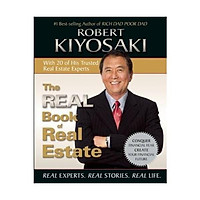 Sách - The Real Book of Real Estate : Real Experts. Real Stories. Real Life. by Robert T. Kiyosaki - (US Edition, paperback)