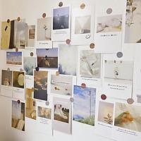 Combo 30 tờ Bìa,postcard ,decor thiệp ,làm tranh treo tường trang trí